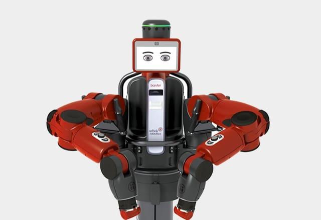 Verhuur van Baxter robot