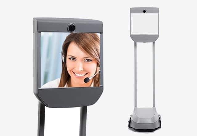 Verhuur van telepresence robot Beam Pro