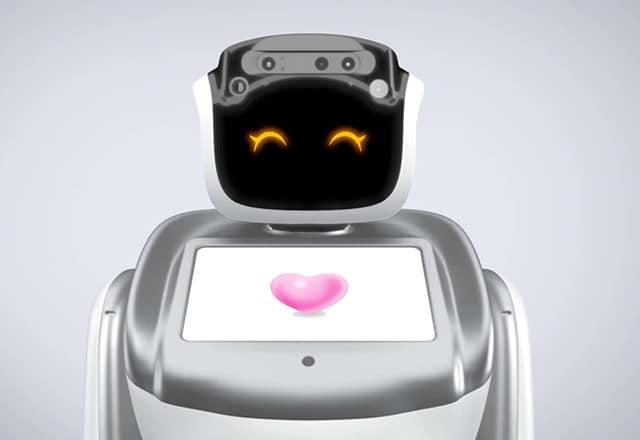 Robot huren, Telepresence robot Beam Pro