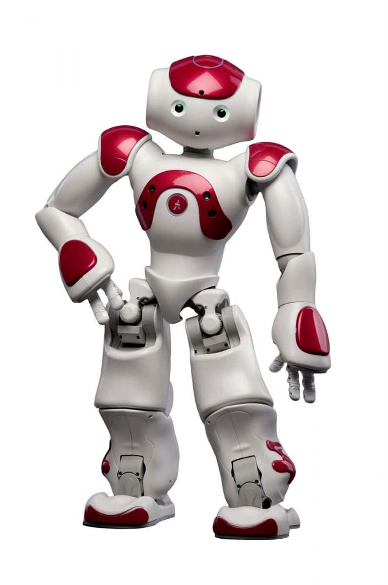 Humanoid Robot verhuur Nao