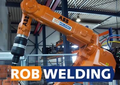 Verhuur lasrobots Rob Welding