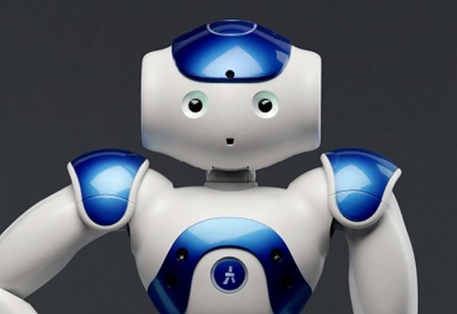 Robot Nao huren