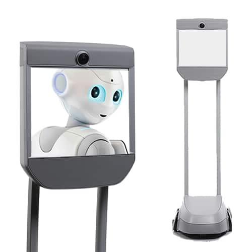 BeamPro telepresence robot huren