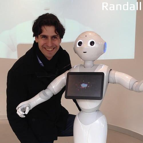 Randall, robotverhuur