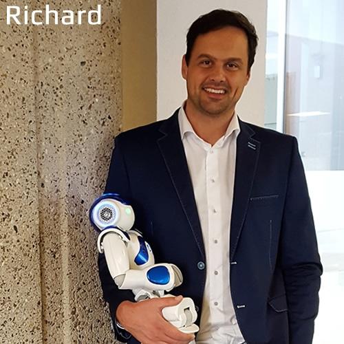 Richard, robotverhuur