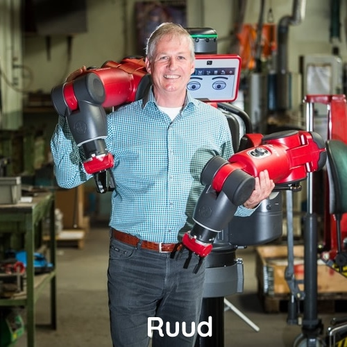Ruud Robotverhuur