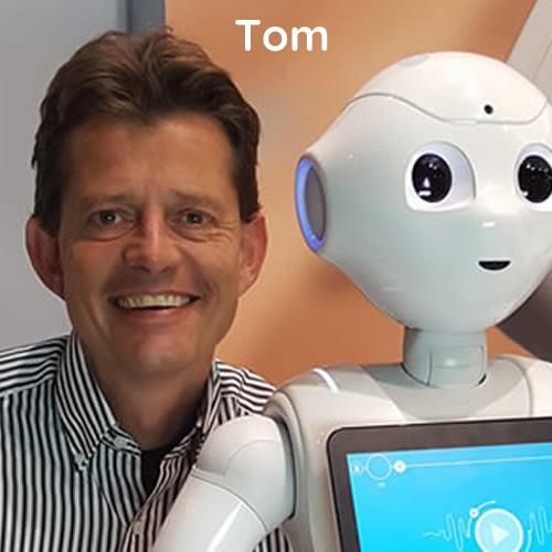 Tom Robotverhuur