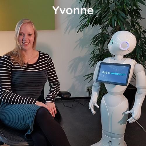 Yvonne Robotverhuur