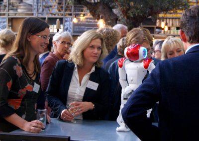 Demonstratie Zora Robot, Robotverhuur