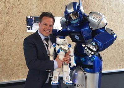 Meet Robots, Robotverhuur