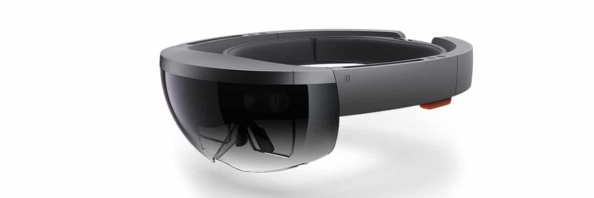 Augmented reality beleven, huren microsoft hololens