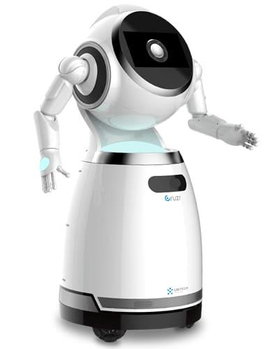 Robot verhuur Cruzr