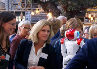 Innovatie event plus robot