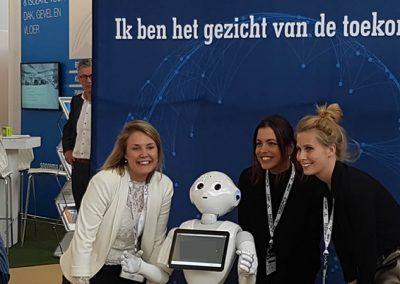 Robots, het gezicht van de toekomst