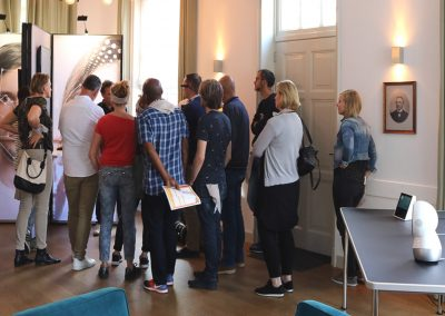 innovatie pop-up publiek
