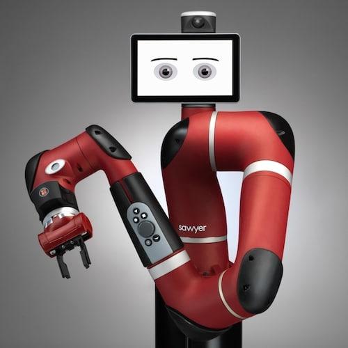 Baxter productie robot voor het MKB