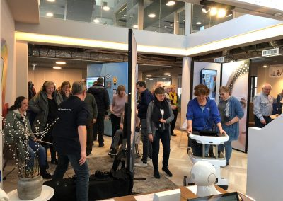 Bezoek en gebruik innovatie pop-up zeeuwland
