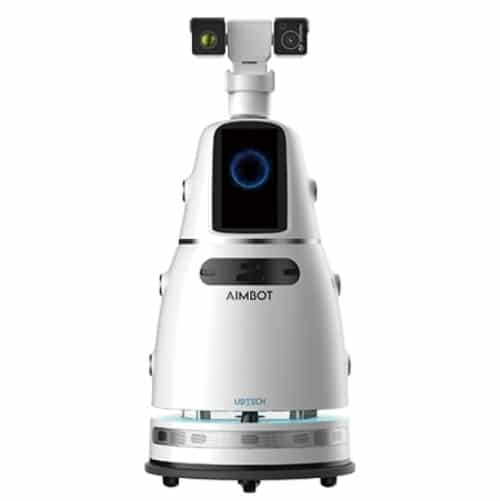 Aimbot inspectie robot