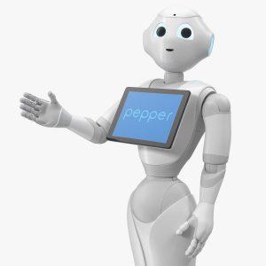 Pepper robot huren voor innovatie