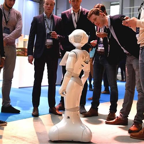 Robot voor een event huren