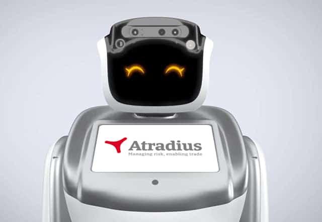 Robots voor branding en promotie