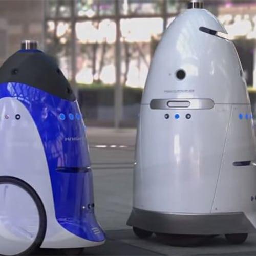bewakingsrobot